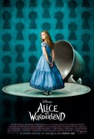Alice in Wonderland movie poster (2010) picture MOV_e5e9bd3f
