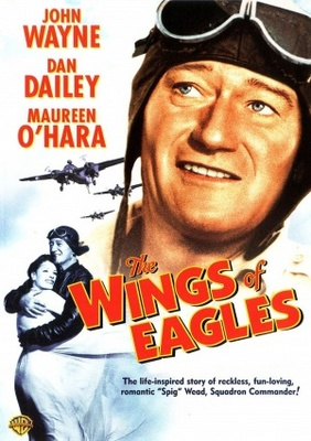 The Wings of Eagles movie poster (1957) poster MOV_e5eaa6da