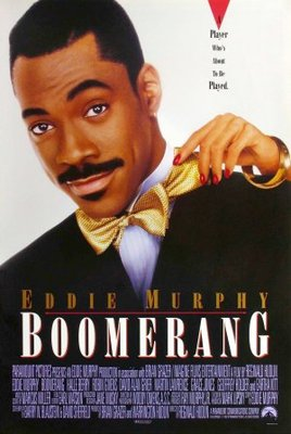 Boomerang movie poster (1992) poster MOV_e5eb1e64