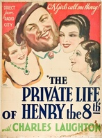 The Private Life of Henry VIII. movie poster (1933) picture MOV_e5efe061