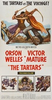 I tartari movie poster (1961) picture MOV_9b8d512c