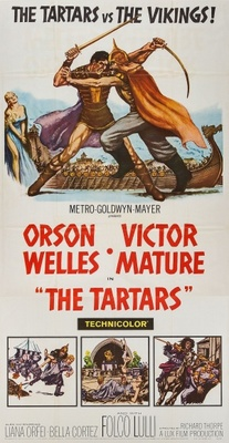 I tartari movie poster (1961) poster MOV_e5f22695