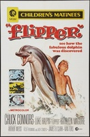Flipper movie poster (1963) picture MOV_7c2d63ff