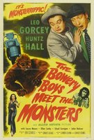 The Bowery Boys Meet the Monsters movie poster (1954) picture MOV_e5f88677