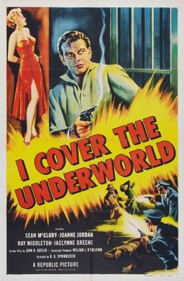 I Cover the Underworld movie poster (1955) poster MOV_e5fba9ce