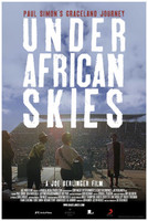 Under African Skies movie poster (2012) picture MOV_1e47b474