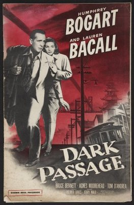 Dark Passage movie poster (1947) poster MOV_e6002e2b