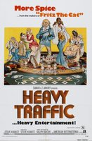 Heavy Traffic movie poster (1973) picture MOV_e6037768