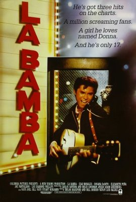 La Bamba movie poster (1987) poster MOV_e6046800