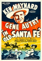 In Old Santa Fe movie poster (1934) picture MOV_e6068cf4