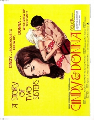 Cindy and Donna movie poster (1970) poster MOV_e60e7375