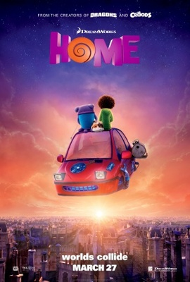 Home movie poster (2014) poster MOV_e60f1378
