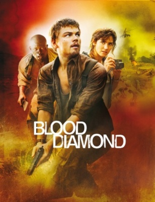 Blood Diamond movie poster (2006) poster MOV_e6136707