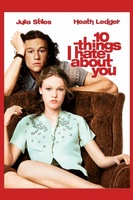 10 Things I Hate About You movie poster (1999) picture MOV_e61b670a