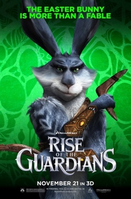 Rise of the Guardians movie poster (2012) poster MOV_e6275c58