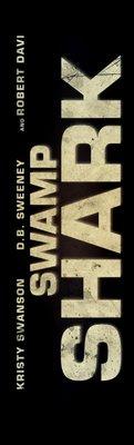 Swamp Shark movie poster (2011) poster MOV_e630080e
