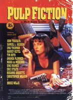 Pulp Fiction movie poster (1994) picture MOV_e6312b43