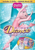 Angelina Ballerina: Pop Star Girls movie poster (2011) picture MOV_e6372239