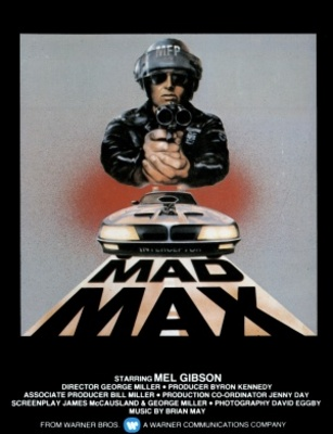 Mad Max movie poster (1979) poster MOV_e6432e74