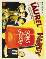 Sons of the Desert movie poster (1933) picture MOV_e648944e