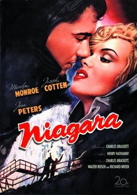 Niagara movie poster (1953) poster MOV_e64a9ae8