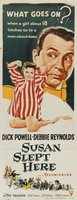 Susan Slept Here movie poster (1954) picture MOV_e64b0959