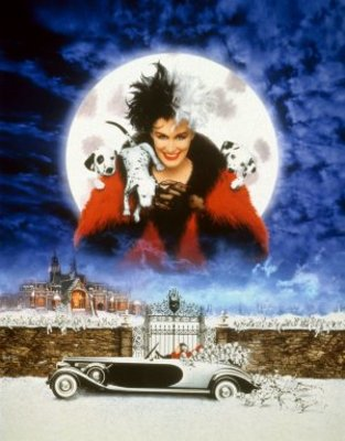 101 Dalmatians movie poster (1996) poster MOV_e6531a87