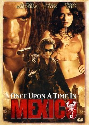 Once Upon A Time In Mexico movie poster (2003) poster MOV_e6543da0