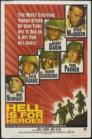 Hell Is for Heroes movie poster (1962) picture MOV_e658ff51