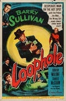 Loophole movie poster (1954) picture MOV_e65a7eba