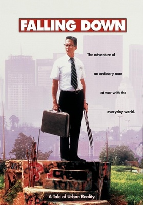 Falling Down movie poster (1993) poster MOV_e6607142