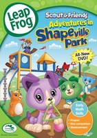 Leap Frog: Adventures in Shapeville Park movie poster (2013) picture MOV_e6655398