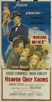 Heaven Only Knows movie poster (1947) picture MOV_fb5f7490