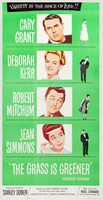 The Grass Is Greener movie poster (1960) picture MOV_eb7401c7