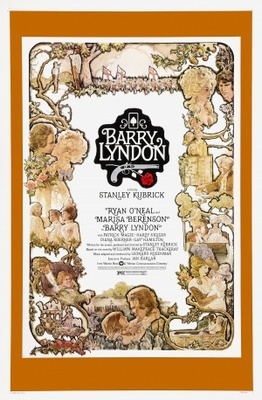 Barry Lyndon movie poster (1975) poster MOV_e6743217