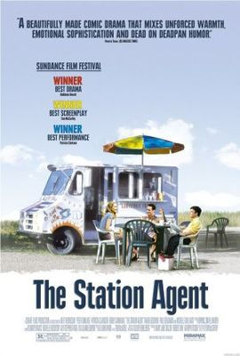 The Station Agent movie poster (2003) poster MOV_e67887d7