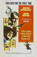 The Man Who Shot Liberty Valance movie poster (1962) picture MOV_e683e2b0