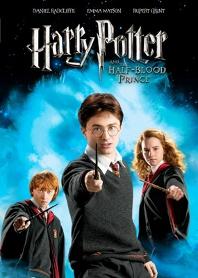 Harry Potter and the Half-Blood Prince movie poster (2009) poster MOV_e684874a