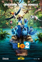 Rio 2 movie poster (2014) picture MOV_e68705fc