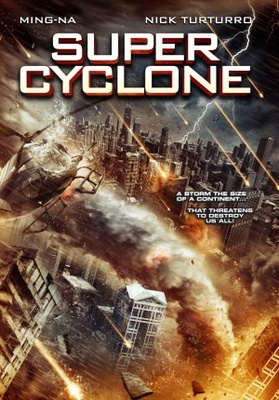 Super Cyclone movie poster (2012) poster MOV_e68be193