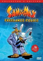 Sam & Max: Freelance Police movie poster (1997) picture MOV_e6949a7e