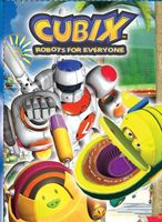 Cubix: Robots for Everyone movie poster (2001) picture MOV_e6962bcf