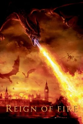 Reign of Fire movie poster (2002) poster MOV_e696511c