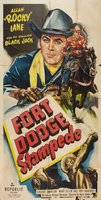 Fort Dodge Stampede movie poster (1951) picture MOV_e6978d8a