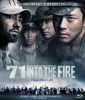 71: Into the Fire movie poster (2010) picture MOV_e69d6b21