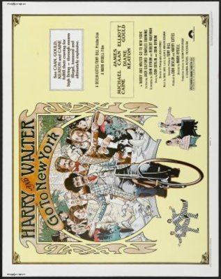 Harry and Walter Go to New York movie poster (1976) poster MOV_e6a40efb
