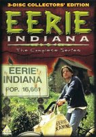 Eerie, Indiana movie poster (1991) picture MOV_e6aa1ad1