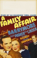 A Family Affair movie poster (1937) picture MOV_e6afcb66