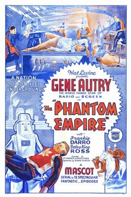 The Phantom Empire movie poster (1935) poster MOV_e6b51d65