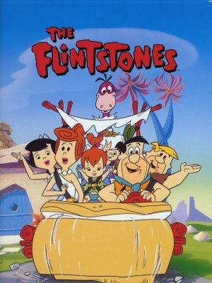 The Flintstones movie poster (1960) poster MOV_e6b58f8c